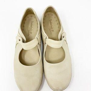 Timberland, Mary Jane Flats Size 8.5 (815)